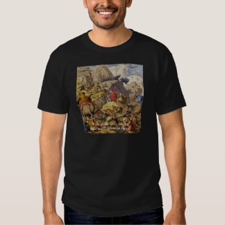 Hannibal Barca & Army & Quote Gifts & Cards T-shirts