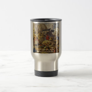 Hannibal Barca & Army & Quote Gifts & Cards Travel Mug