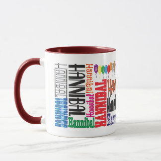 Hannibal Coffee Mug