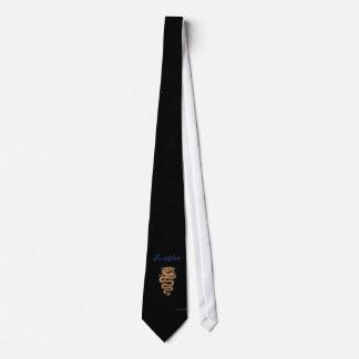 Hannibal crest Tie