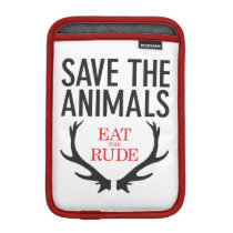 Hannibal Eat the Rude / Save the Animals Cover