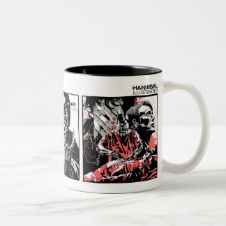 Hannibal ilustró - la taza 1