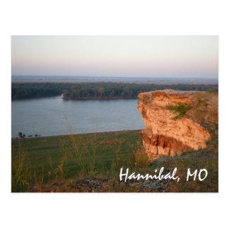 Hannibal, postal del MES