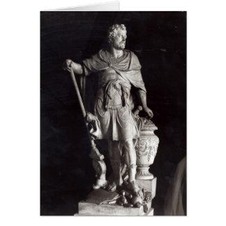 Hannibal Triumphant, 1722 Card
