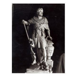 Hannibal Triumphant, 1722 Postcard