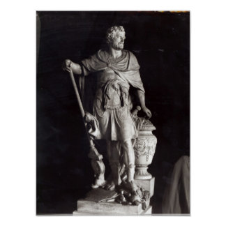 Hannibal triunfante, 1722 poster