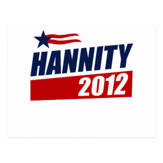 HANNITY 2012 (2) POSTALES