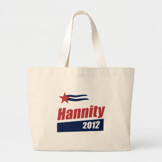 Hannity 2012 Banner 2 Tote Bags