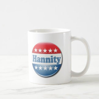 Hannity Button Coffee Mug