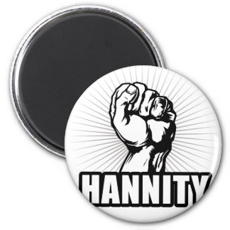 Hannity Power 2 Inch Round Magnet