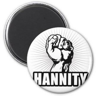 Hannity Power Refrigerator Magnet