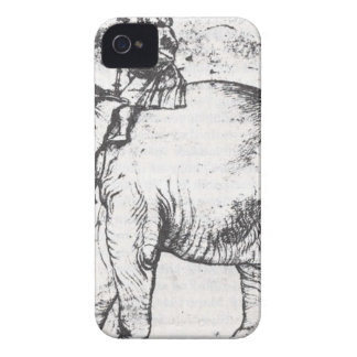 Hanno, The Popes Leo X Elephant by Raphael iPhone 4 Case