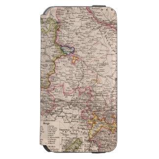 Hannover, Alemania Funda Billetera Para iPhone 6 Watson
