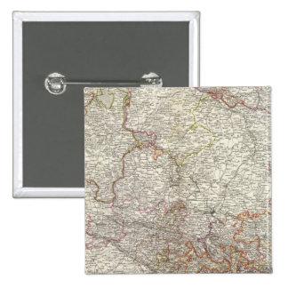 Hannover, Brunswick, Oldenburg Pin