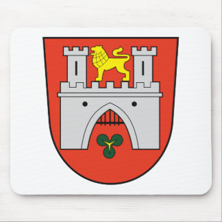 Hannover Coat of Arms Mousepad