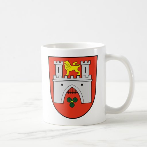 Hannover Coat of Arms Mug