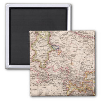 Hannover, Germany 2 Inch Square Magnet