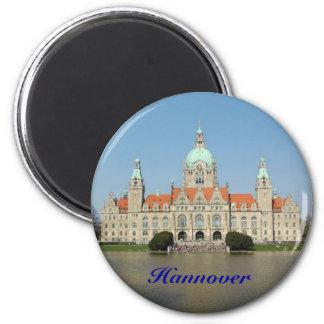 Hannover Imán Redondo 5 Cm