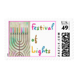 Hannukah stamps