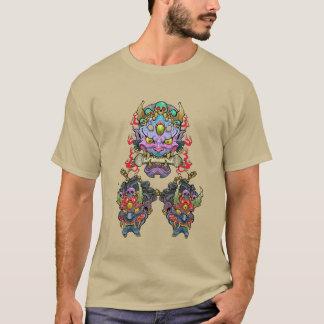 Hannya and Oni Mask T-Shirt