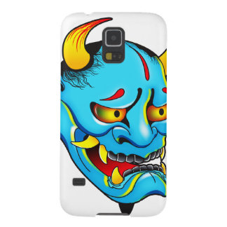 Hannya Demon Mask Galaxy S5 Cover