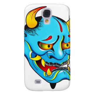 Hannya Demon Mask Samsung Galaxy S4 Cases