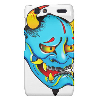 Hannya Demon Mask Droid RAZR Case