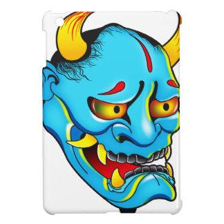 Hannya Demon Mask iPad Mini Cases