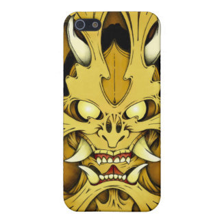 Hannya Inside 02 iPhone 5 Cases