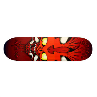 Hannya Inside 03 Skateboard