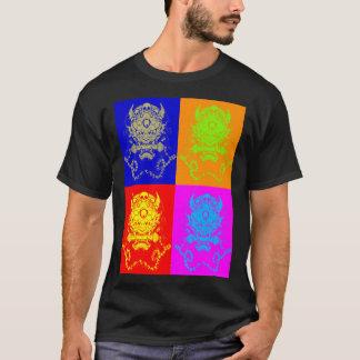 Hannya Mask Pop Art T-Shirt