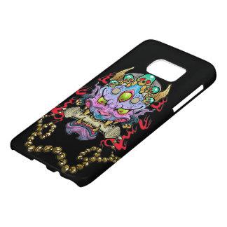 Hannya Mask Samsung Galaxy S7 Case
