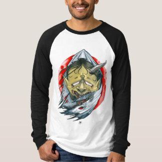 Hannya Uno-De cuernos Camisas