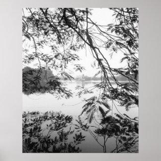 Hanoi opinión de Vietnam, lago Hoan Kiem Impresiones