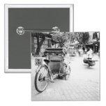 Hanoi Vietnam, Cyclo in Old Hanoi Pin