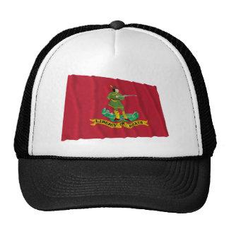 Hanover Associators Flag Trucker Hat