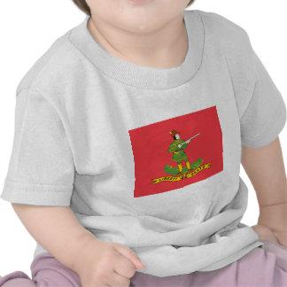 Hanover Associators Flag T-Shirts
