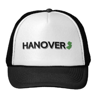 Hanover, New Jersey Trucker Hat
