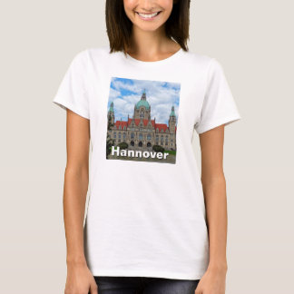 Hanover, New Town Hall 002, Germany (Hannover) T-Shirt