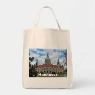 Hanover, New Town Hall 02.2.3, Germany (Hannover) Tote Bag