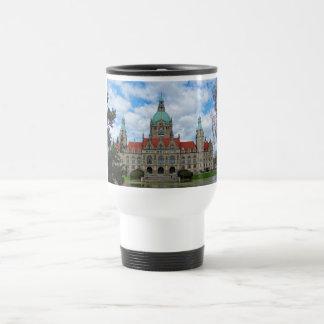 Hanover, New Town Hall 02.2, Germany (Hannover) Travel Mug