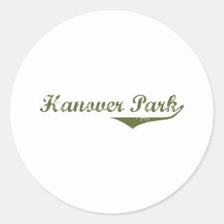 Hanover Park Revolution t shirts Round Sticker