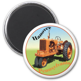 Hanover, Pennsylvania 2 Inch Round Magnet