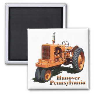 Hanover, Pennsylvania 2 Inch Square Magnet