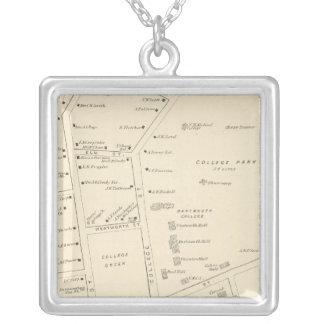 Hanover PO Custom Necklace
