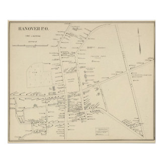 Hanover PO Poster