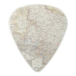 Hanover Region of Germany Acetal Guitar Pick