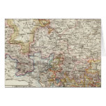 Hanover Region of Germany Greeting Cards