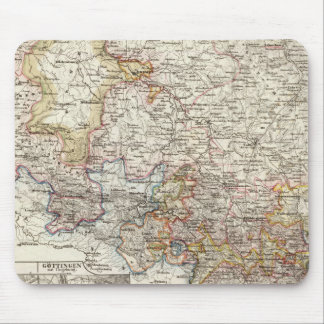 Hanover Region of Germany Mousepads