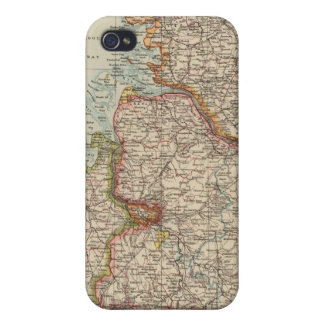 Hanover, Schleswig Holstein iPhone 4/4S Cover